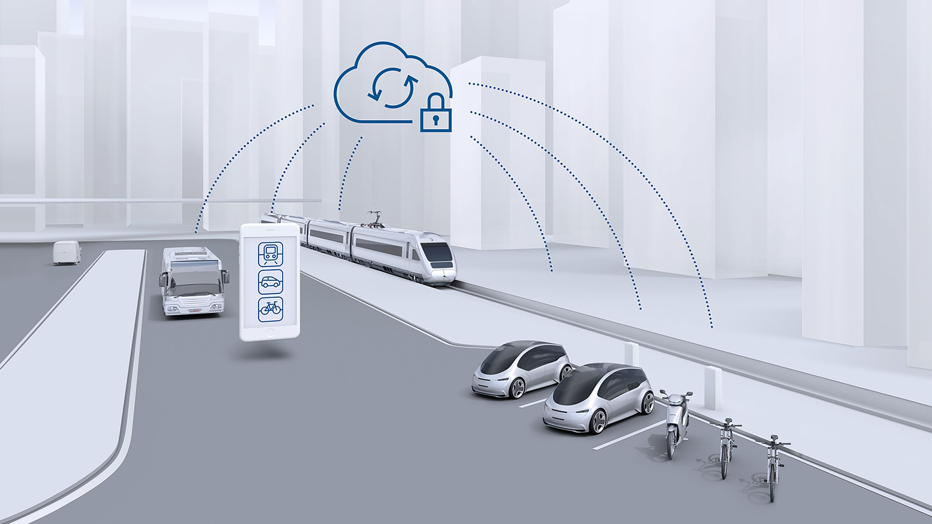 connected mobility services bosch