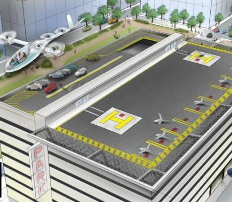 Uber planira uvesti leteće automobile u promet 2020. godine