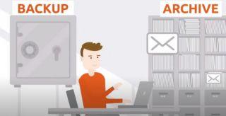 Sigurnost i kontrola e-mail komunikacije uz neovisno rješenje za arhiviranje poruka MailStore Server