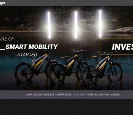 Greyp Bikes u 2 dana prikupio milijun eura javnom ponudom digitalnog tokena