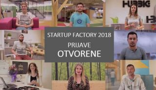 Prijavite se na Startup Factory koji kreće s novim, trećim ciklusom predakceleracijskog programa