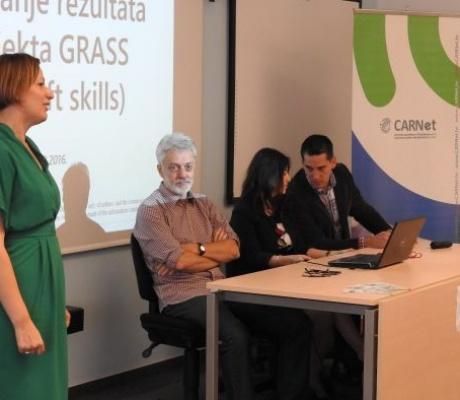Projekt GRASS: razvoj socijalnih vještina uz pomoć IT-a