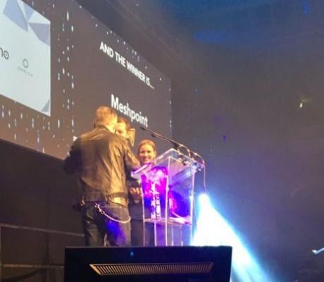 Hrvatski MeshPoint nagrađen za humanitarnu tehnologiju godine