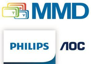 AOC i Philips drže prvo mjesto na europskom tržištu monitora