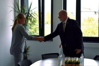 Američki veleposlanik posjetio IT tvrtku Poslovna inteligencija
