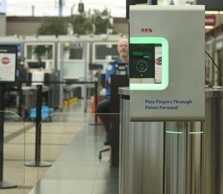 TSA postepeno uvodi biometrijsko testiranje na aerodromima