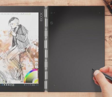 IFA 2016: Yoga Book, inovativno hibridno računalo iz Lenova