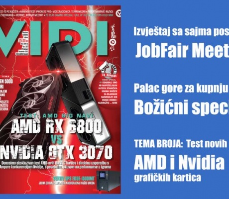 VIDI 297: Najbolje od hardvera, softvera i business IT-a