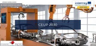 HAMAG-BICRO organizirao drugu Policy Learning Lab radionicu on-line u okviru projekta CEUP 2030