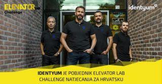 Identyum pobjednik Elevator Lab challenge natjecanja za Hrvatsku
