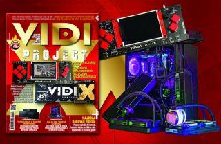 VIDI br. 286: Project X mikroračunalo za hi-tech startupe