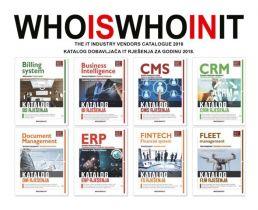 Tko je tko u hrvatskom IT-u? Čak 25 kataloga IT industrije dat će taj odgovor tijekom 2018. godine