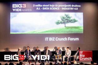 VIDI Awards 2018. okupio hrvatske tehnološke lidere