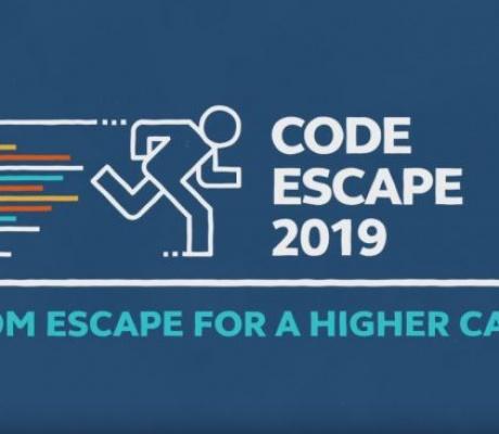 Code Escape je developerski Room Escape humanitarnog karaktera