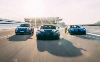 Rimac i Bugatti iz tvrđave Lovrijenac zajedno u nove pobjede!