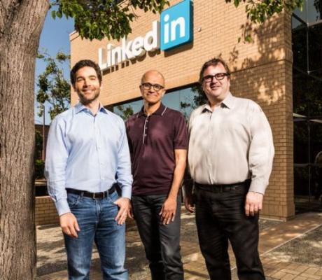 Microsoft platio za svakog korisnika LinkedIna 60,5 dolara
