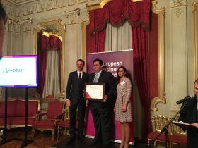 CITUS je nacionalni pobjednik Eurpean Business Awards