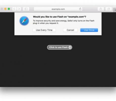 Apple isključuje Flash iz Safarija na novom MacOS-u