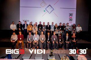VIDI Awards 2018: Odabrano 30 najuspješnijih mladih genijalaca