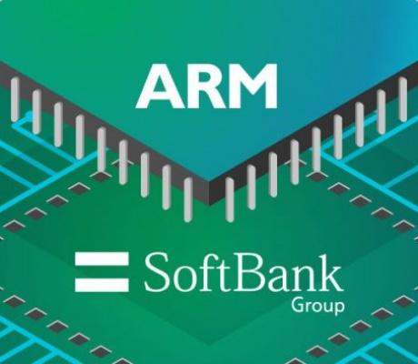 SoftBank kupuje ARM za 24.3 milijarde funti