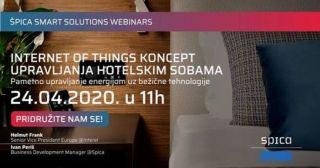 Webinar za projektante i hotelski management