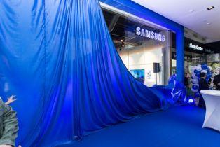 U Zagrebu otvoren Samsung Experience Store Arena