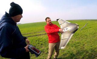 GDi pokazao GDi Atlas geo-prostorne informacijske proizvode dobivene od dronova