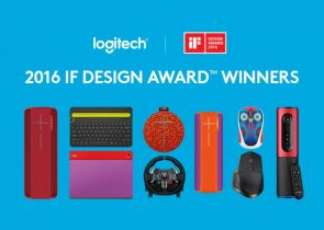 Logitech osvojio rekordnih devet nagrada iF DESIGN