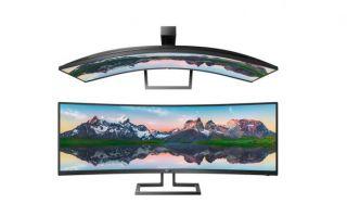 MMD najavljuje novi moćni Philips 498P9 monitor za profesionalce