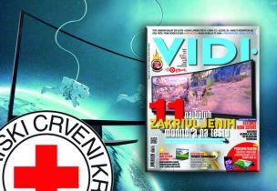 VIDI 289: Čitajte novi broj s razmakom, a volonteri Hrvatskog crvenog križa mogu ga dobiti besplatno