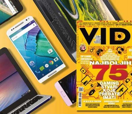 Novi broj časopisa VIDI donosi priču o hrvatskom startupu Baggizmo