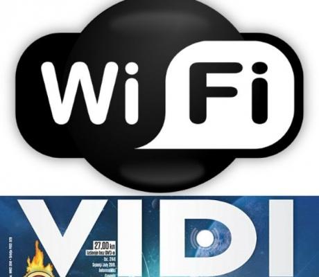 Kako najbolje postaviti i optimizirati bežičnu mrežu za dom i za poslovni prostor doznajte u novom broju časopisa VIDI